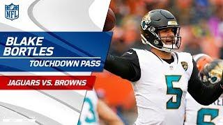 Telvin Smith's INT Sets Up Blake Bortles' Big TD Pass! | Jaguars vs. Browns | NFL Wk 11 Highlights