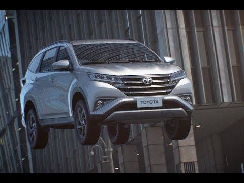 TOYOTA RUSH | What a Rush! | Toyota