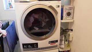 Aeg wärmepumpentrockner kondensatpumpe reinigen behälter leeren