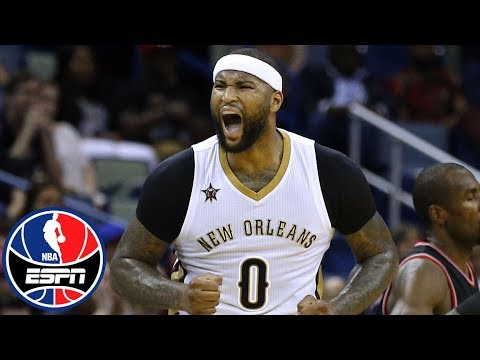 DeMarcus Cousins for MVP?   NBA Countdown   ESPN