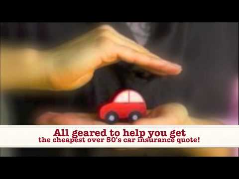 Car Insurance For Over 50