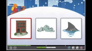 Rosetta Stone® Reading for Homeschool Kindergarten Activity:Blending and Segmenting