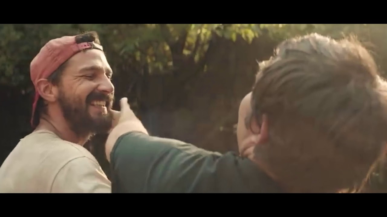 Two Bandits On The Run - The Peanut Butter Falcon (Film