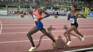 Women's 3000m at Palio Citta della Quercia 2018