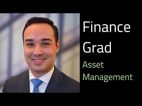 Finance Grad - Asset Management