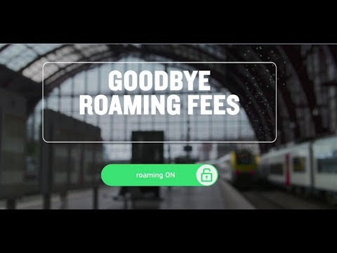 Goodbye roaming fees