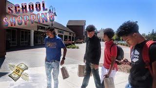 Back To School Shopping Vlog🔥🤘🏽