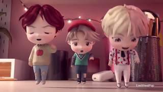 BTS (방탄소년단) 'IDOL'  - Video Remix with Animation