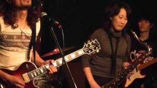 三重県四日市 LIVEBAR イースト30周年記念ライブ ALLMAN brothers BLU...