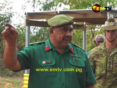 Exercise Pukpuk 2017: New Infrastructure & Enhancement Training for PNGDF Soldiers
