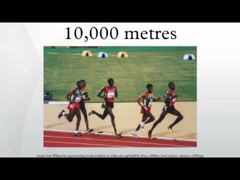 10,000 metres