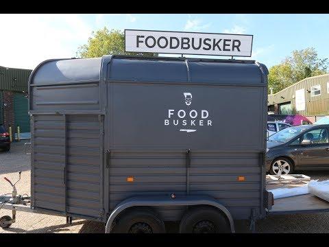 Episode 2  MY FOOD TRUCK IS BUILT