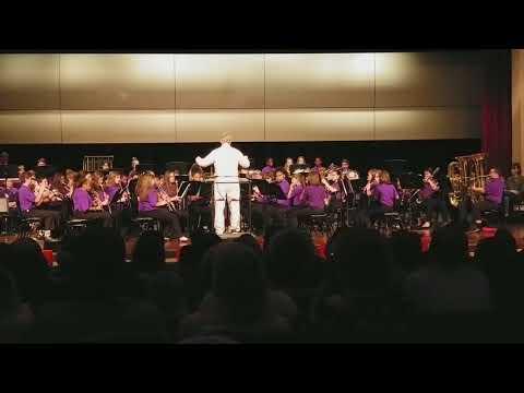 East Coweta Middle School 6th Grade Band