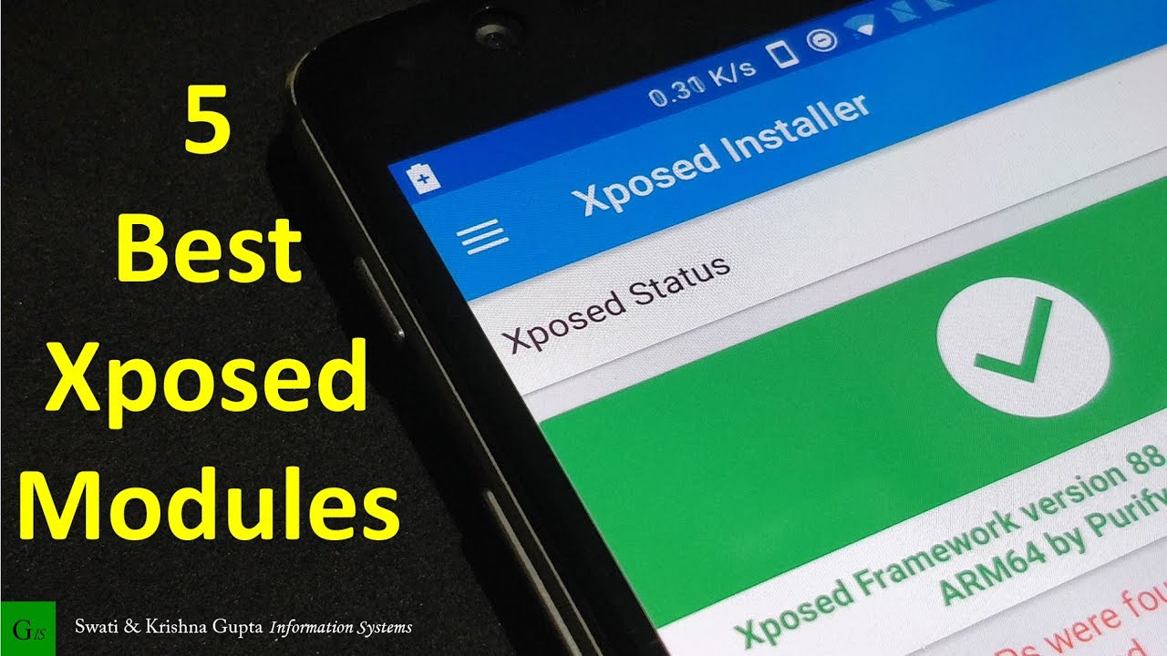xposed modules