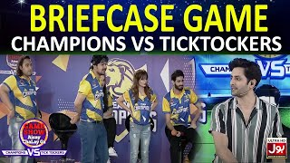 Briefcase Game | Game Show Aisay Chalay Ga League | TickTockers Vs Champions