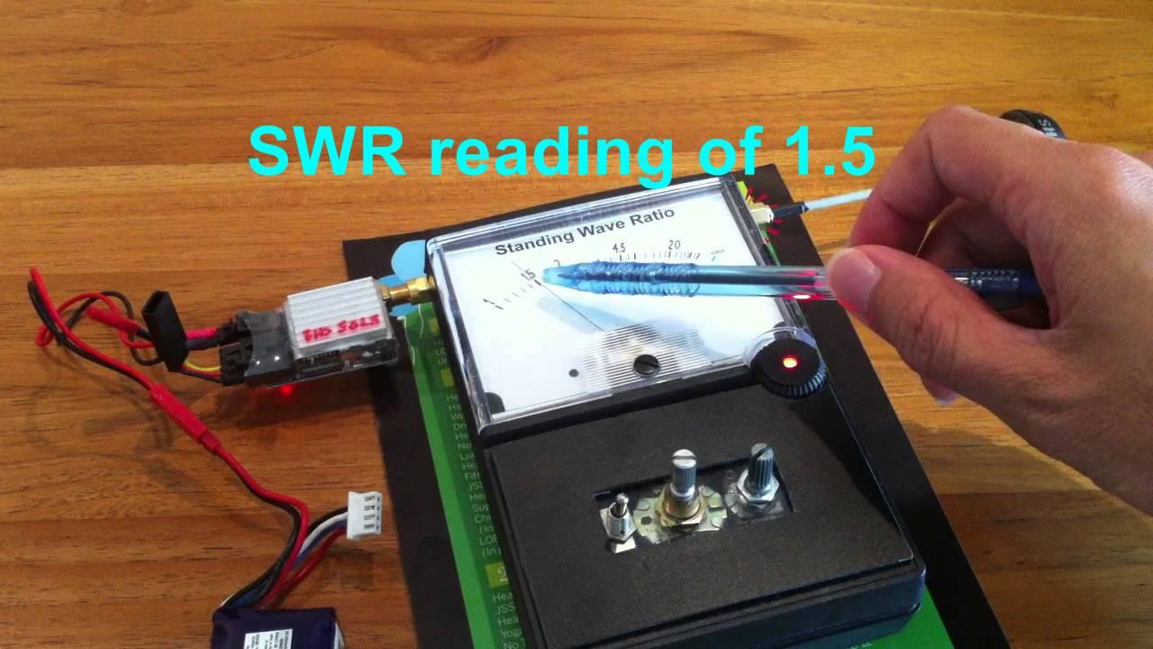 Making Rf Meter 24 Ghz Wave Antenna | #1 Wiring Diagram Source