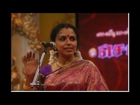 Sudha Raghunathan-Enna Thavam Saidhanai-Kapi-Adi-Papanasam Sivan