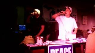 Unsigned Lyfe live performance (3 of 3)