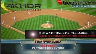 Saint-Louis Vs Pittsburgh  Baseball -May, 26 (2018) Live Stream
