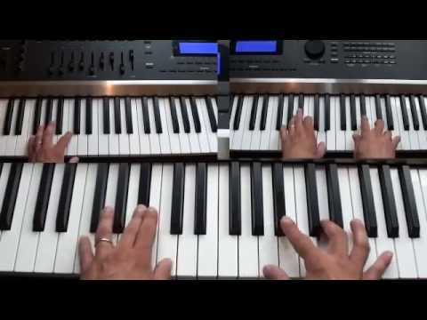 Coldplay - O - Piano Cover Version - oysterlovers - Played by Christian Pearl