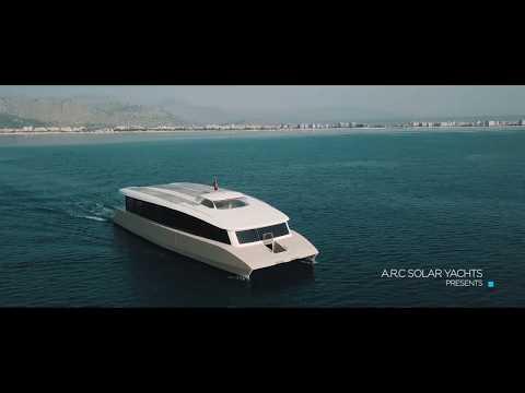A.R.C Solar Yachts