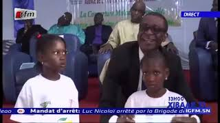 Couverture Maladie Universelle : Youssou Ndour lance sa Fondation pour aider les enfants
