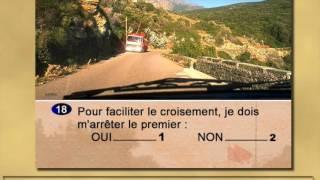Au volant 1 série 1 Français + Explication Code rousseau Maroc