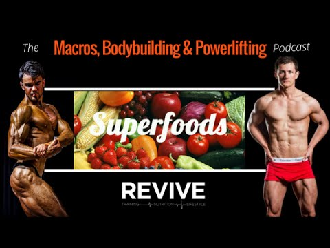 010: Superfoods; Marketing or Fact?