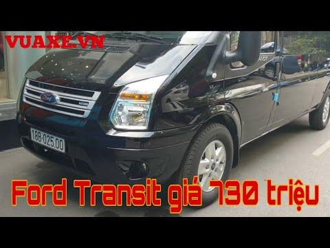 Giá xe Ford Transit tháng 7/2020 từ 730 triệu - Báo giá Ford Transit 2020 mới nhất