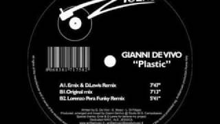 GIANNI DE VIVO - PLASTIC (Original mix).wmv