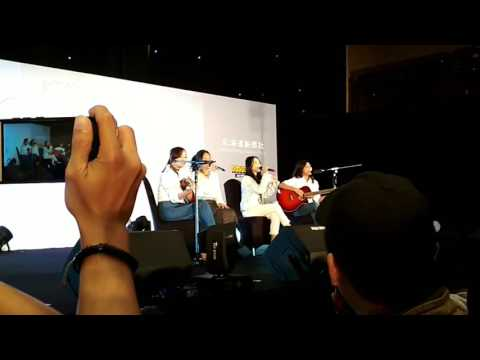 JKT48 Acoustic Project Heavy Rotation @HS Festival So Long