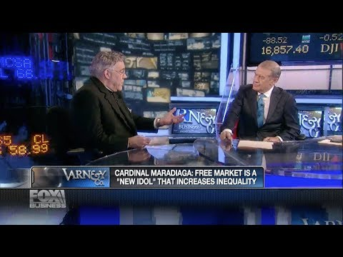 Rev. Robert A. Sirico on Varney & Co. - Fox Business Channel, 6.11.14