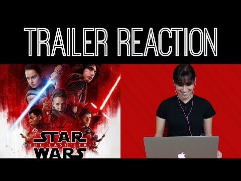 Download Youtube: Star Wars: The Last Jedi - Trailer Reaction