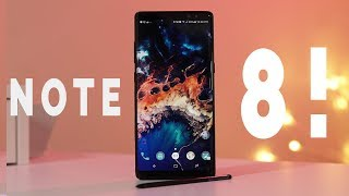 Galaxy Note 8 // 30 Days REAL WORLD Review!