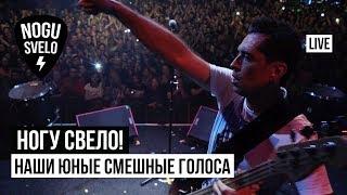 Download Ногу Свело! - Наши юные смешные голоса (Live) Mp3 and Videos