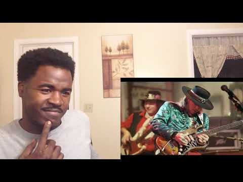 Stevie Ray Vaughan-LIfe by the Drop-Reaction