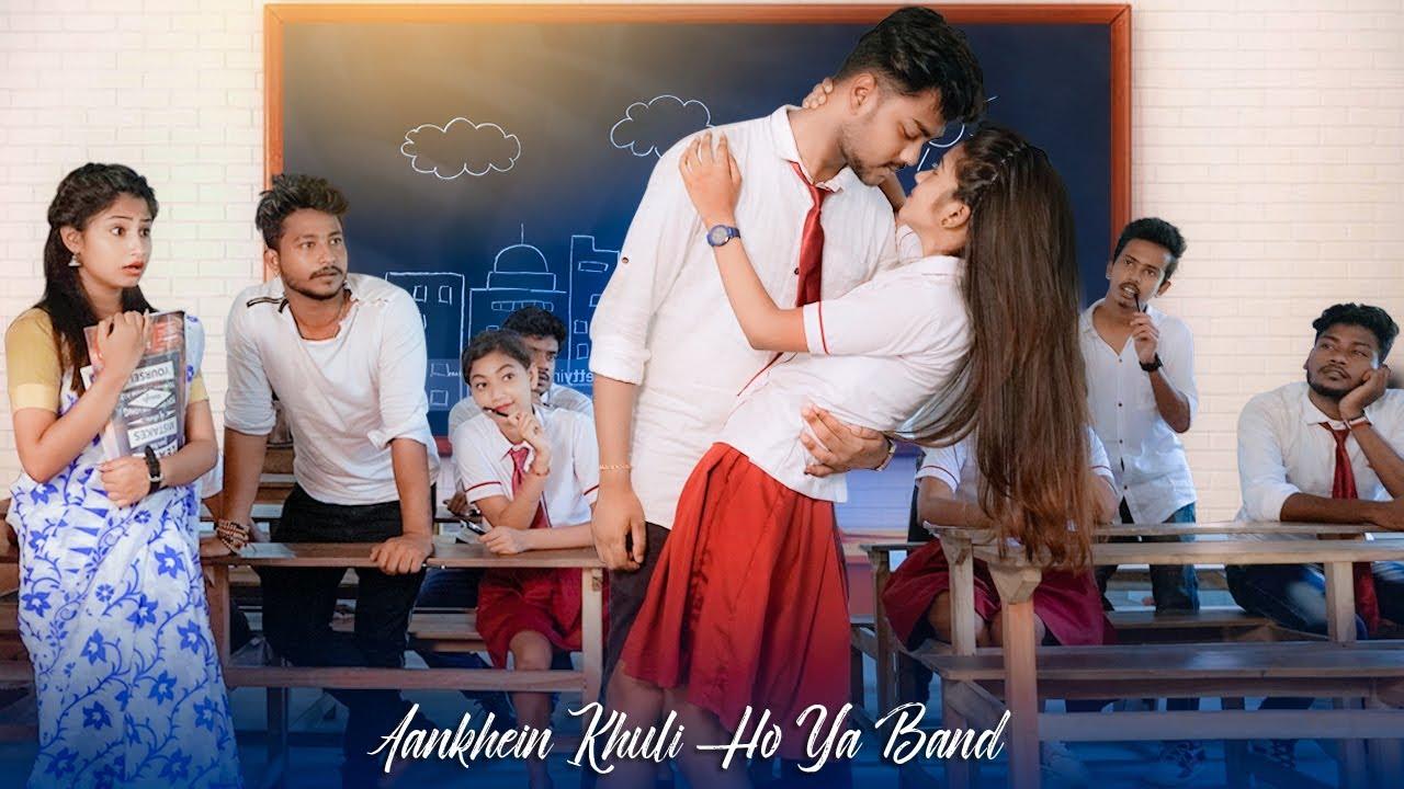 Aankhein khuli ho ya band | Mohabbatein | School Love Story | Shahrukh Khan | AGR Life