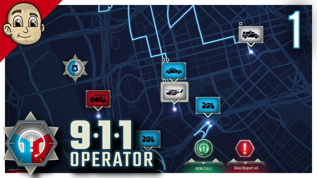 911 Operator - Reporting For Duty, Sir! - 911 Operator Simulator