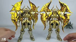 [Review] Aldebaran Taurus soul of god SOG Divine armor Saint Seiya Myth Cloth EX