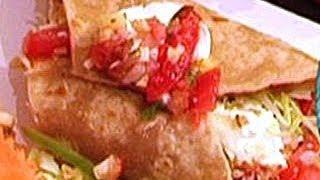 Mexican Bean Burritos Recipe