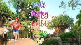WALT DISNEY WORLD VLOGS EPISODE 3 | DISNEY'S ANIMAL KINGDOM | DISNEY IN DETAIL