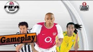 FIFA 2004 Gameplay (PC HD)