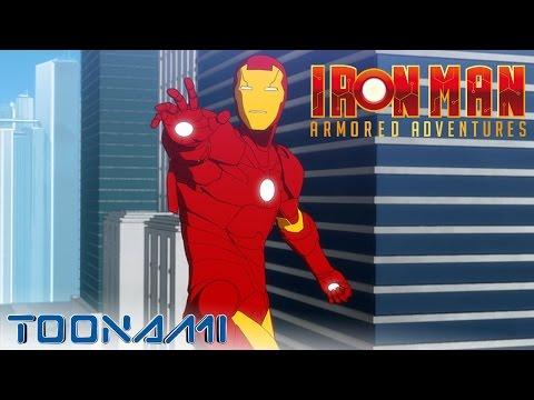 Iron-Man | Origines | Toonami