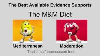 Eat Mediterranean - a nutritional parody of Hotel California