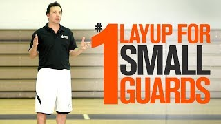 The BEST Layup For Small Guards with Coach Nick from BBallBreakdown