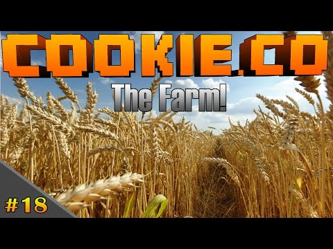 Minecraft - Cookie.Co 18: The Farm! (YogsCast Complete)