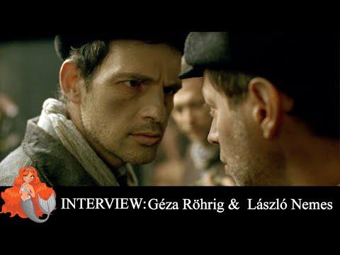 SON OF SAUL Review & Interview: Director László Nemes & Actor Géza Röhrig