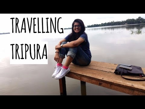 VLOG #6 | TRAVELLING TRIPURA | #NETOUR pt2 | Travel Vlog |