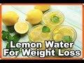 Nimbu Pani - Lemon Water For Weight Loss Hindi | Lemon Peel Rind | नींबू पानी बनाने का सही तरीका