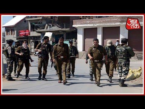 Kashmir में 24 घंटे में 4 हमले, 3 पुलिसकर्मी शहीद !